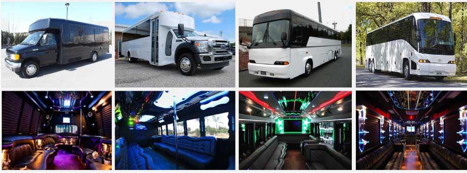 Party Bus Summerville