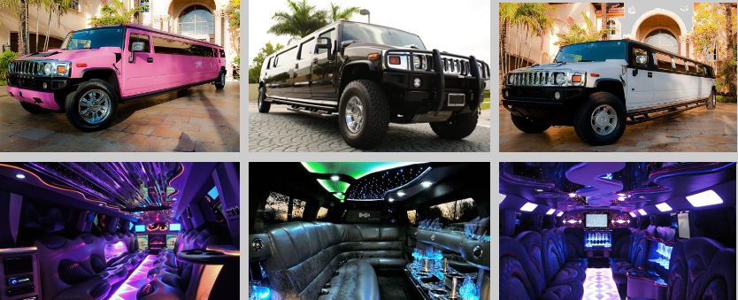 hummer limo services