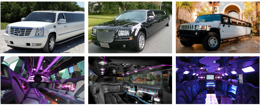 limo rentals south carolina