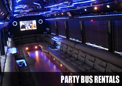 party bus rentals columbia sc