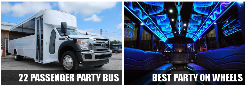 Party Bus Columbia SC