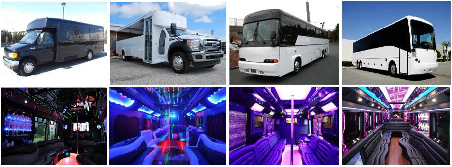 party bus simpsonville