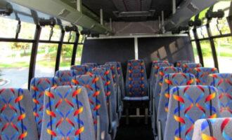 20 Person Mini Bus Rental Anderson