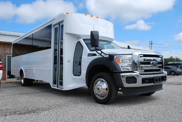 30 Passenger Bus Rental Anderson