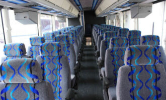 30 Person Shuttle Bus Rental Anderson