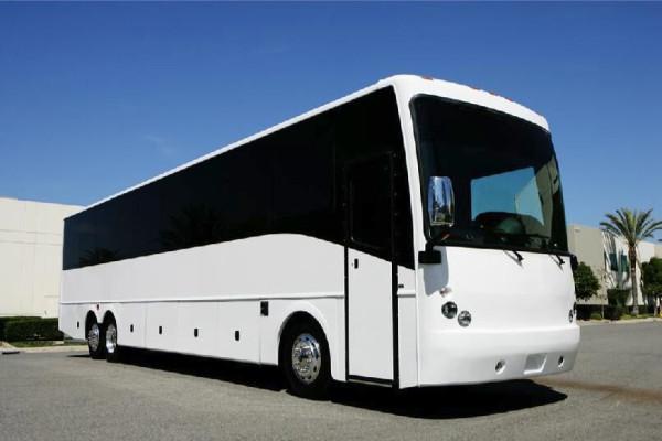 40 Passenger Charter Bus Rental Anderson