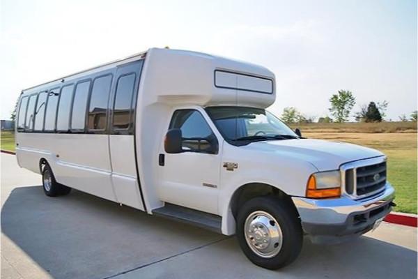 20 Passenger Shuttle Bus Rental Conway