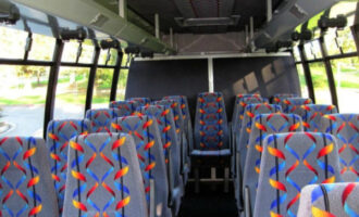 20 Person Mini Bus Rental Rock Hill
