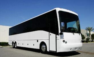 40 Passenger Charter Bus Rental Greenwood
