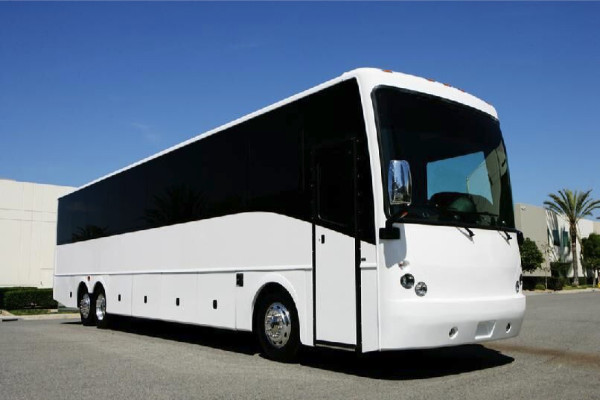 40 Passenger Charter Bus Rental Greenwood