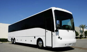 40 Passenger Charter Bus Rental North Charleston