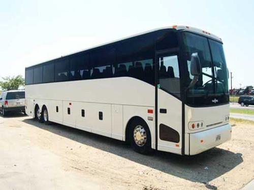 Columbia 56 Passenger Charter Bus
